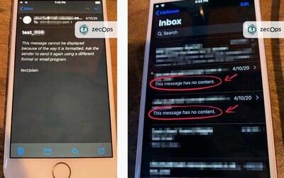 Kritická chyba v iPhonu či iPadu zřejmě dlouhá léta umožňovala hackerům krást data uživatelů, upozorňuje šokující zpráva