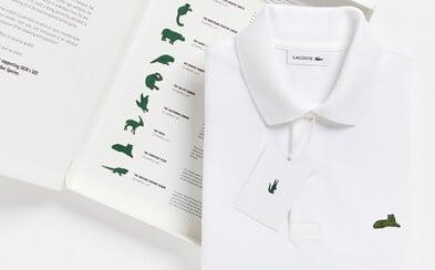 Krokodíla značky Lacoste nahradili delfín, korytnačka, tiger a iné ohrozené zvieratá v rámci podpornej kampane