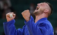 Krpálek se probojoval do finále! Český judista má jistou olympijskou medaili