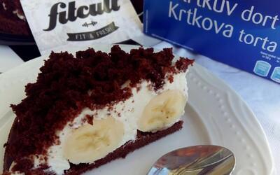 Krtkova torta na fitness spôsob: slušná dávka bielkovín, no hlavne famózna chuť! (Recept)