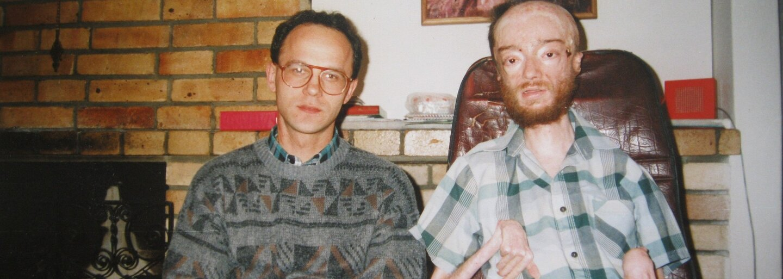 Krutá choroba ho upoutala na vozík a děsivě trpěl, přesto bojoval proti StB a komunisté se ho báli