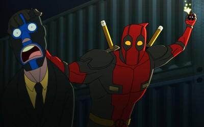 Krv, akcia a čierny humor. Nedokončené zábery zo zrušeného animovaného Deadpoola ukazujú, že sme sa mohli dočkať skvelého seriálu