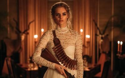 Krvavá nevěsta je svižná hororová komedie, která tě v kině dobře pobaví (Recenze)