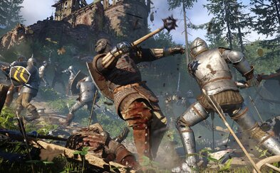 Krvavé bitvy, honba za pomstou a nádherný svět. Trailer pro Kingdom Come: Deliverance láká na spuštěnou betaverzi