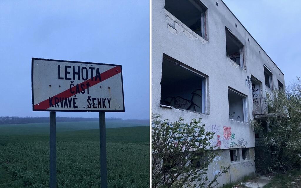 Krvavé Šenky sa považujú za jedno z najdesivejších miest Slovenska. Zisťovali sme, či sú strašidelné príbehy naozaj pravdivé