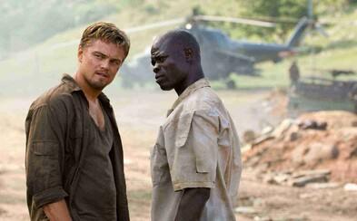 Krvavý diamant je skvelým mixom strhujúceho akčného thrilleru a závažnej drámy o neľútostnej vojne v Afrike