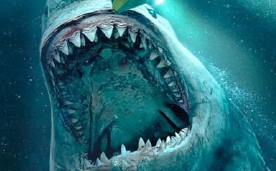 Krvilačný prehistorický žralok a skupina lovcov nám v kinách zrejme pripravia dokonalú letnú zábavu plnú akcie, humoru a napätia
