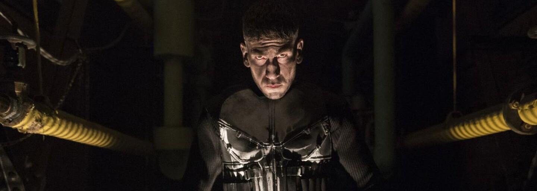 Krvou zaliaty Frank Castle sa odtrhol z reťaze. 2. séria Punishera začína o niekoľko hodín