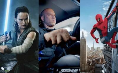 Které filmy vydělaly v roce 2017 nejvíce peněz? Dočkali jsme se miliardových překvapení i finančních zklamání