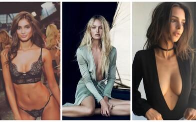 Které modelky získaly za rok 2016 nejvíce odběratelů na Instagramu?