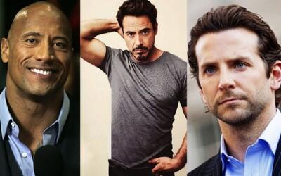 Kteří herci vydělali v roce 2014 nejvíce peněz?