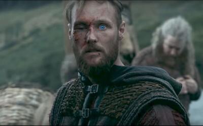 Kto bude vládnuť? Seriál Vikingovia v upútavke na 5. sériu opäť vnadí na epické a drsné dobrodružstvo