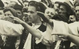Kto je tu fašista, nech zdvihne ruku