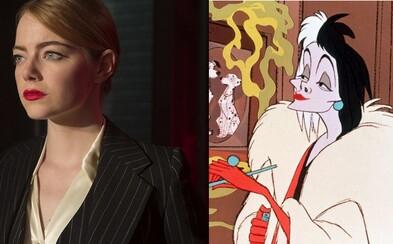 Kto natočí film o diabolskej Cruelle, ktorá túžila po kožuchu z dalmatíncov?