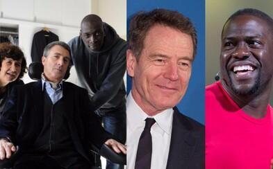 Kto natočí hollywoodsky remake The Intouchables a kto si v ňom zahrá?