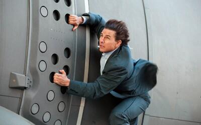 Kto natočí Mission: Impossible 6? Rogue Nation zase láka skvelými bonusmi o akčných scénach