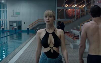Kto podľahne telu Jennifer Lawrence, stane sa jej obeťou. V sexy thrilleri Red Sparrow sa z nej totiž stala nebezpečná špiónka