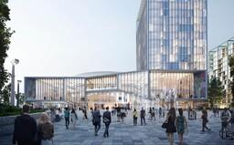 Kto postaví Národné kongresové centrum? Do súťaže o realizáciu projektu za 60 miliónov sa prihlásilo 5 developerov a cirkev