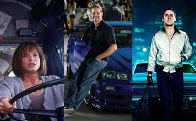 Kto šoféroval tieto slávne autá? Dokážeš správne priradiť vozidlá k ich filmovým postavám? (Kvíz)