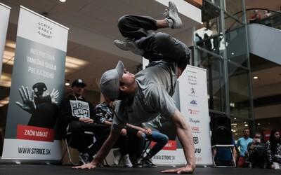 Kto sú podľa Laciho Strikea a Street Dance Academy najlepší tanečníci na Slovensku?