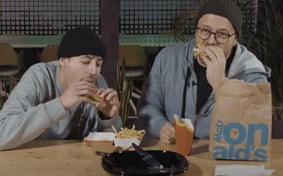 Ktorá fast food donáška jedla je najlepšia? Porovnávali sme McDonald's, KFC a Burger King