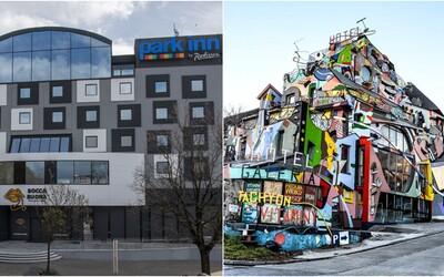 Ktorá slovenská budova by mala získať titul najškaredšej stavby? Hlasovať môžeš aj ty