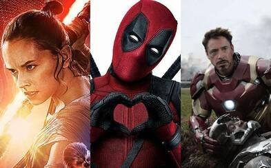 Ktoré filmy sme v roku 2016 sťahovali najviac?