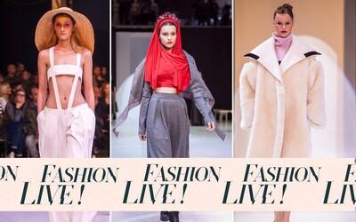 Ktoré prehliadky zaujali počas tohtoročného Fashion LIVE! najviac? (Report)