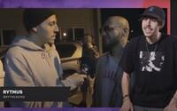 Ktorému raperovi ukradol Šajmo alkohol na Hip Hop Žije a ako dopadol jeho prvý rozhovor s Rytmusom?
