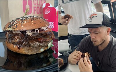 Ktorý burger z donášky je najlepší? Týchto 5 bratislavských prevádzok otestovali Čoje aj Demotivácia