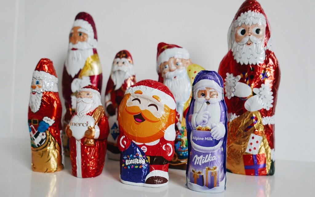 Ktorý čokoládový Mikuláš je najlepší? Ochutnali sme Orion, Merci či Milku, najviac však sklamalo Figaro