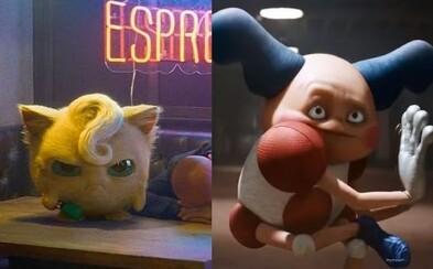 Ktorých Pokémonov sme videli v traileri pre Detective Pikachu a na akých ďalších sa môžeme tešiť vo filme?