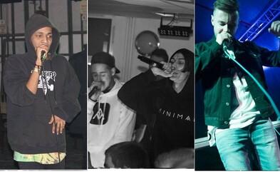 Ktorým interpretom a skupinám sa podarilo v roku 2015 preraziť na slovenskej rapovej scéne?