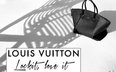 Kultová kabelka Lockit od Louis Vuitton v novom šate!