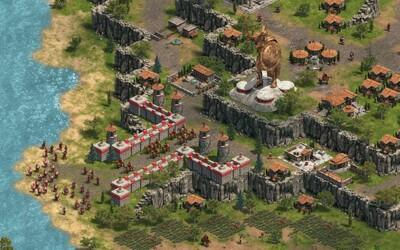 Kultová séria Age of Empires dostane úplne nové pokračovanie a už čoskoro si budeme môcť zahrať vylepšenú edíciu prelomového prvého dielu!