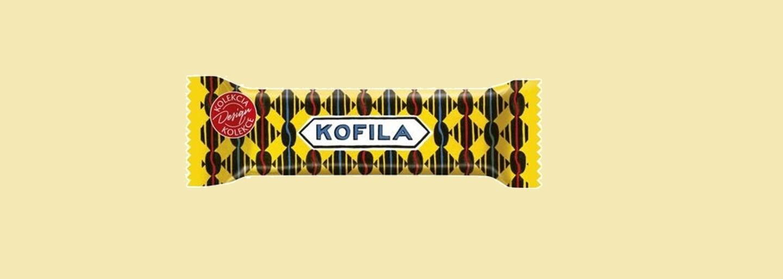 Kultovní tyčinka Kofila získala nové balení. Elegantní obaly pocházejí od špičkových designérů