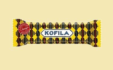 Kultová tyčinka Kofila získala nové balenia. Elegantné obaly pochádzajú od špičkových dizajnérov