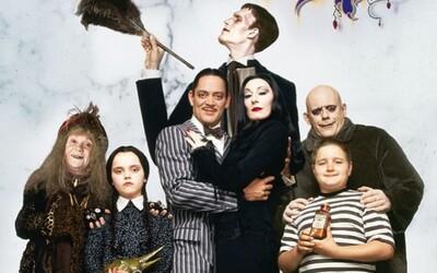 Kultoviny, ktoré musíte vidieť: Rodina Addamsovcov, morbídny kult nášho detstva