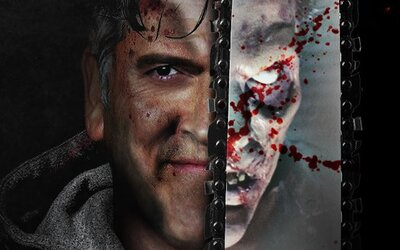 Kultovní Evil Dead se dočká seriálového provedení! Sleduj první teaser z nadcházející krvavé show