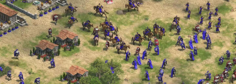 Kultovní série Age of Empires dostane zbrusu nové pokračování a již brzy si budeme moci zahrát vylepšenou edici přelomového prvního dílu!