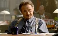 Kultový americký herec Harvey Keitel známy z filmov Tarantina či Scorseseho si zahrá v českej vojnovej dráme Nabarvené ptáče
