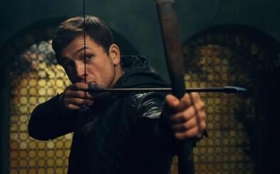 Kultový hrdina Robin Hood bojuje lukom a šípmi proti skorumpovanej vláde Anglicka. Historický akčňák láka ďalšími zábermi