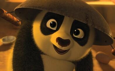 Kung Fu Panda 3 paroduje Star Wars v novom krátkom videu