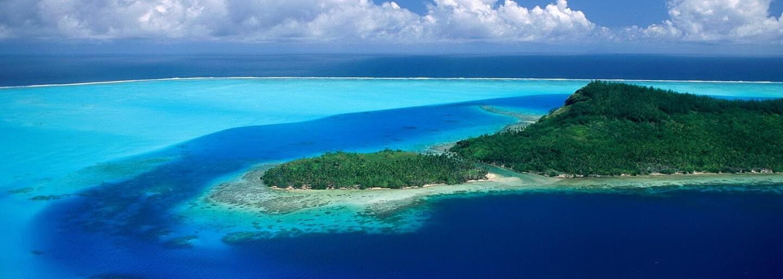 Kup si dostupný karibský ostrov, kde bude tvým vzdáleným sousedem Leonardo DiCaprio. U Belize tě čekají korály, ale i podnikatelské příležitosti