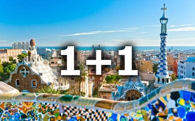 Kupuj letenky za pár eur do Paríža, Barcelony či Ríma v špeciálnej akcii 1+1 za polovicu