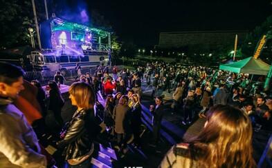 Kúsok festivalového leta si budete môcť vychutnať aj v centre Bratislavy na Manifeste