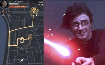 Kúzliť ako Harry Potter s prútikom v mobilnej aplikácii prepracovanejšej než Pokémon Go budeme môcť už čoskoro (Rozhovor)