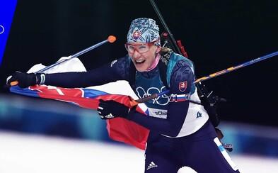 Kuzminová získala za medaily najvyššiu prémiu v histórii slovenských olympionikov. Zaslúžene jej na konto pribudne cez 100-tisíc eur