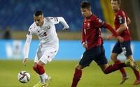 Kvalifikace na MS ve fotbale: Česko splnilo povinnost a přehrálo Bělorusko 2:0. Trefil se Schick i Hložek