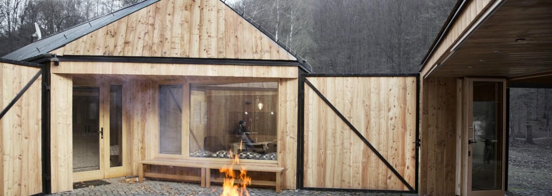 Kvalitnú architektúru sa oplatí uplatňovať všade, aj v hlbinách lesov Malých Karpát